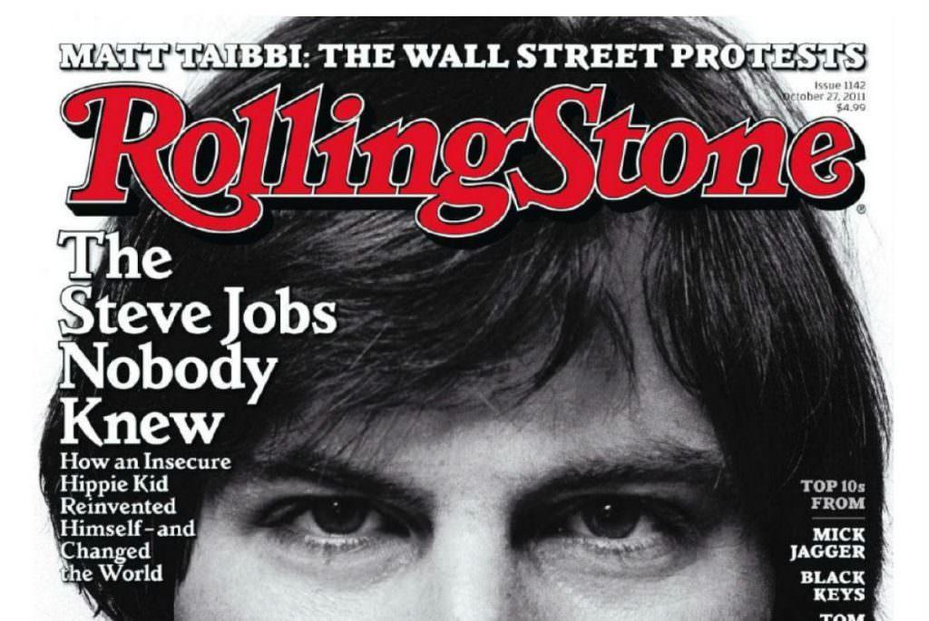 Font della rivista Rolling Stone
