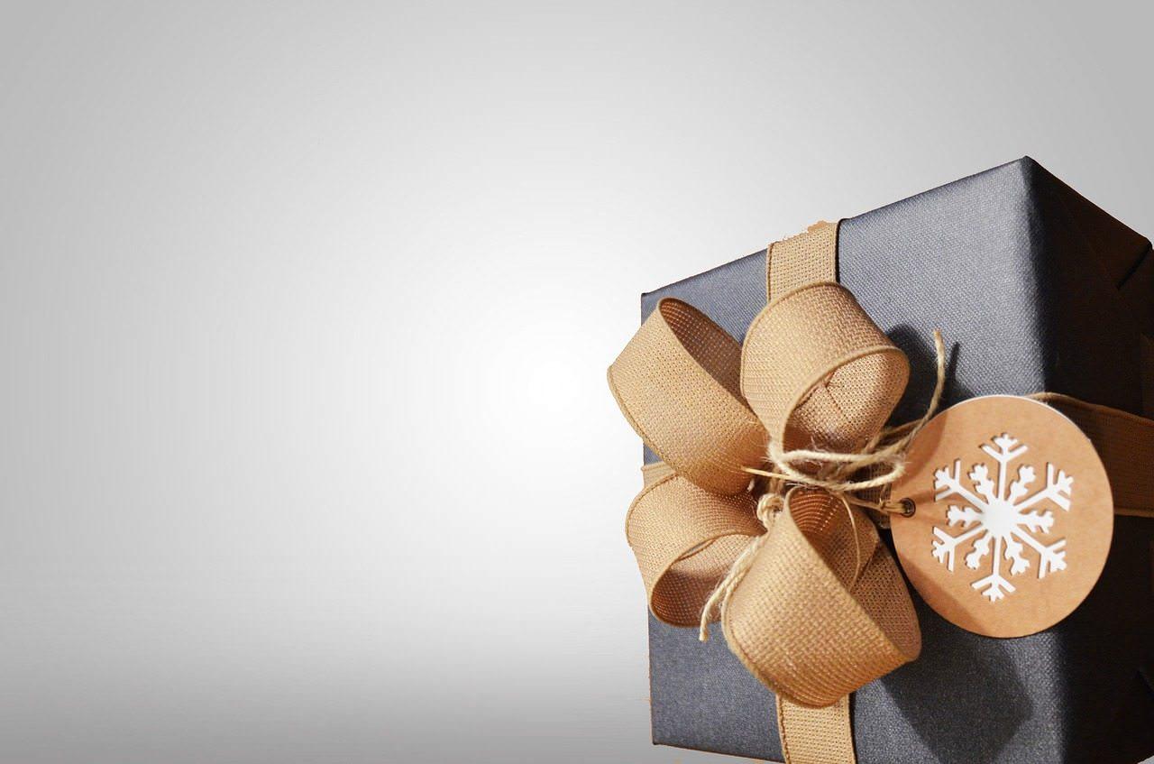 regalo - omaggio gratuito per le feste per liberi professionisti