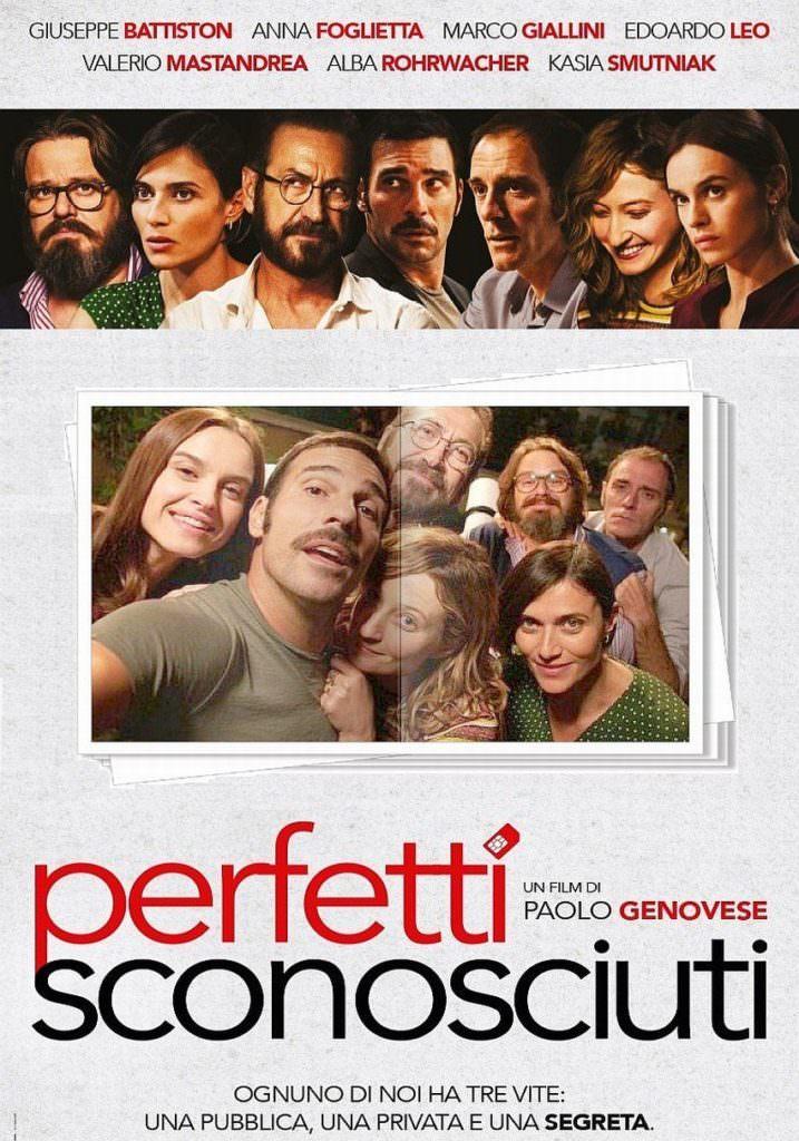 Film Perfetti sconosciuti - Progetto Studio Netiquette