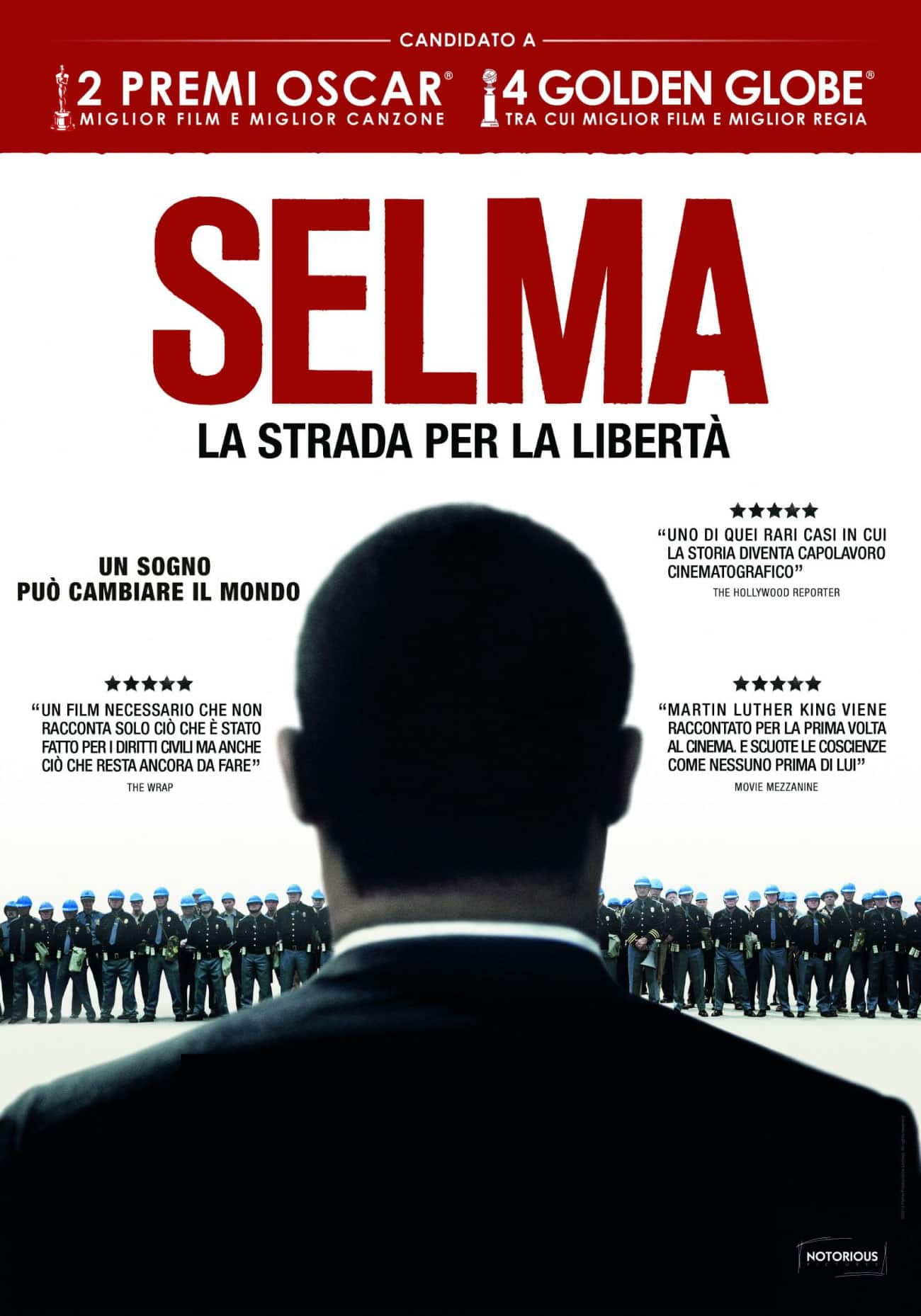 Film Selma - Martin Luther King - Studio web Netiquette