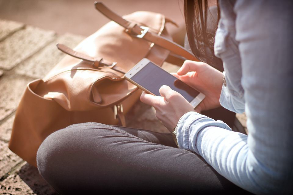 sito web a misura di smartphone - studio netiquette