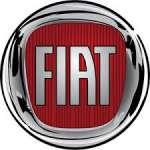 Marchio Fiat come esempio di logotipo e pittogramma