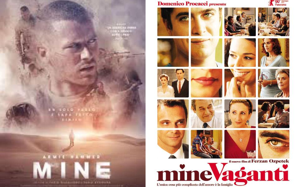 Film Mine e Mine vaganti