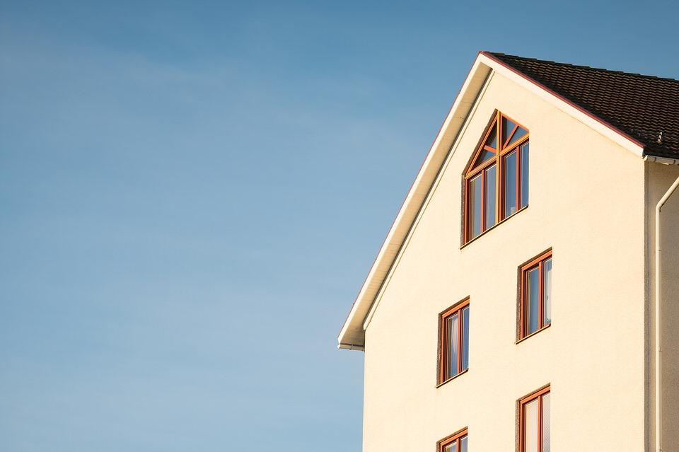 Dominio e hosting del sito web - Esempio di una casa reale